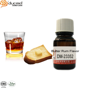 Strong Concentrate Liquid Flavor Butter Rum Food Flavors