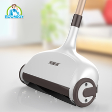Boomjoy indoor floor sweeper ES1 magic flat mop sweep n mop