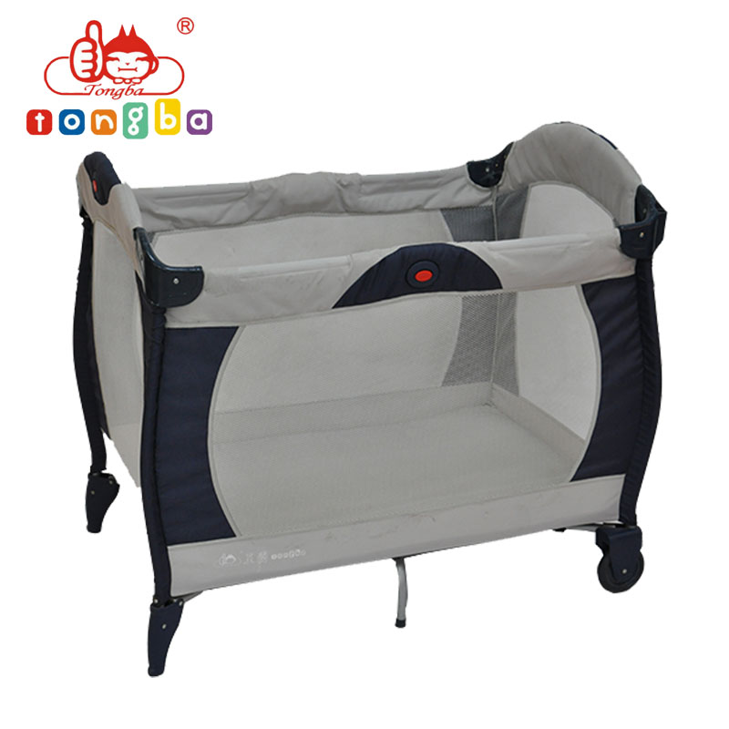 China 2 in 1 Ultra Light Online Wholesale Baby Carriage Crib