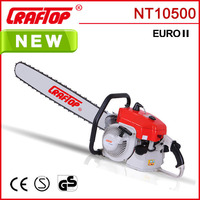 Professional 105 cc gasoline chainsaw for MS 070 / cylinder piston chainsaw