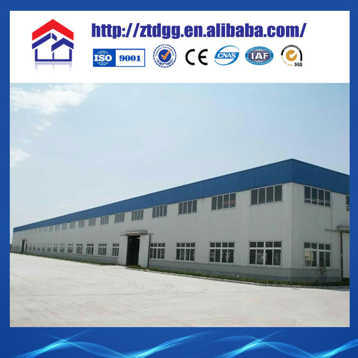 Light steel structure poultry farm organizational structure