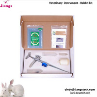 Jiangs Rabbit Artificial Insemination Kits Rabbit