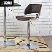 Dickson adjustable leather bar stool chair by china factory