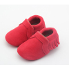 Customized Genuine Leather Baby Moccasin Shoes Halloween baby shoes