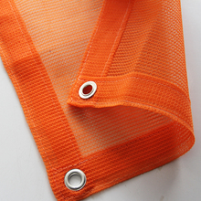 Orange/Blue/Green HDPE Construction Scaffolding Safety Net