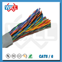 Factory 4p 24awg function utp ftp stp cat5e cat6 network cable