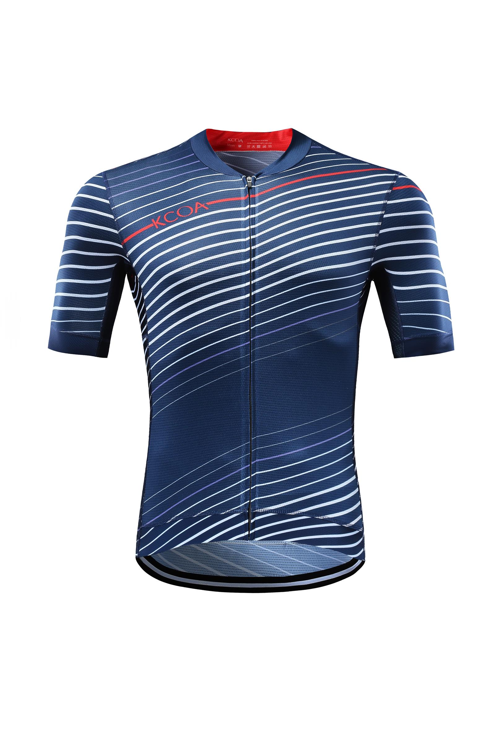 2019  custom shirt good quality cycling sport wear sublimation printing jersey bike