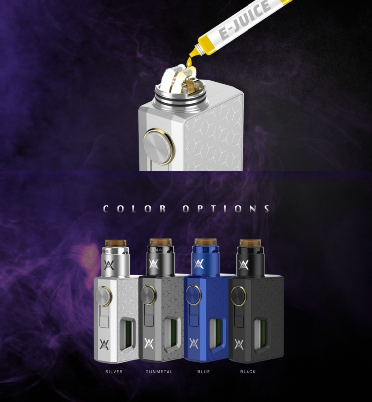 Wholesale 2017 Products Geek Vape Athena Squonk
