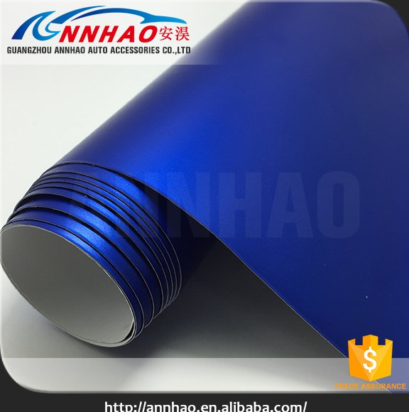 Used for Automobiles & Motorcycles Wrap Stickers Metallic Matte Chrome 3M Car Wrapping Film