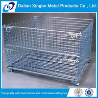 Warehouse Metal Container/Folding steel crates