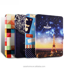 New selling for amazon kindle 899 e-read case paperwhite 1499 499 588 wonderful color printed leather case