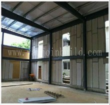 Economic Prefabricated Restaurant