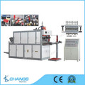 SJD-660 Automatic plastic thermal forming machine (Plastic cup making machine)