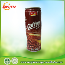 High Quality Instant Sweet 245ml CANNED Milk Coffee