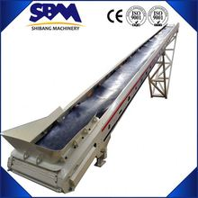 China excellent conveyor belt for cement plant