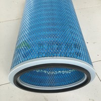Forst Type Donaldson Air Filter Cartridge Dust Filter Manufacture