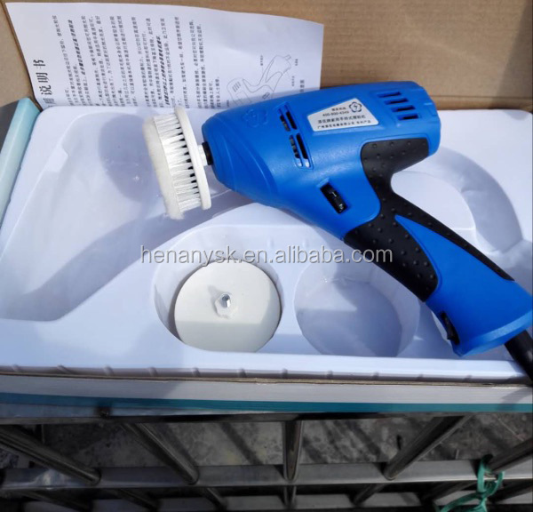Electric Shoe Polishing Equipment Top Selling Shoe Polisher Machine