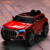 Hot sale baking powder surface two seater leather 2 seats 6v 12 volt suv kids ride on car with rc remote control