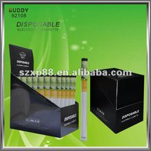 Shenzhen BUDDY Tech with PVC showing case lightweight electric cigarette
