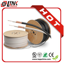 Hotsale CCTV RG59 Coaxial Cable RG6 cable with 2 core power cable 4 core power wire
