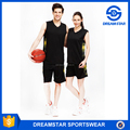 Custom Embroidered Good Quality Basketball Wear