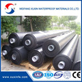 black color 1mm hdpe sheet for waterproof material