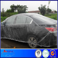 new product car care products plastic car cover