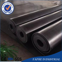 Neoprene rubber for gaskets/Factory price rubber sheet customized/oil resistace