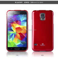 Wholesale In Alibaba China Original Pearl Jelly Case(Goospery Mercury) TPU Mobile Phone Case For Samsung S5 I9600