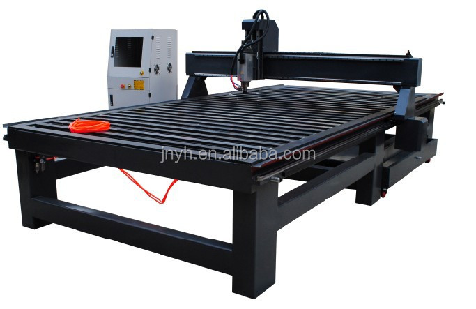 YH2040 China supplier good character Servo drive motor aluminum composite panel cutting machine