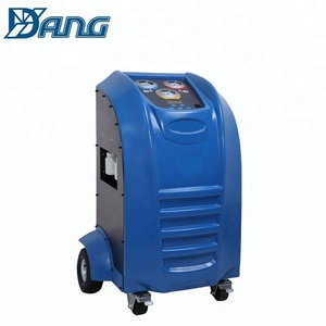 fully automatic air conditioner cleaning refrigerant recovery charging machine