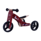 2017 New Design Kids 2-in-1 Wooden Mini Tricycle bicycle for Baby