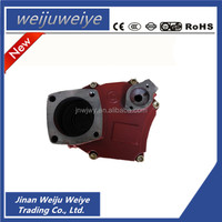 Alibaba china made high quality gearbox PTO QH50 shell used sino truck ,truck parts