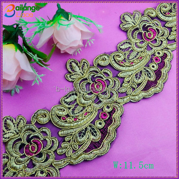 manufacture fancy lace fabric guipure embroidery lace wholesale lace tablecloths