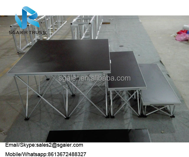Cheap portable outdoor event <strong>stage</strong> wholesale manufacturer