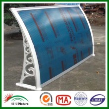 Alibaba com china supplier.Smart shade canopy. Polycarbonate awning.Door canopy.Window awning.