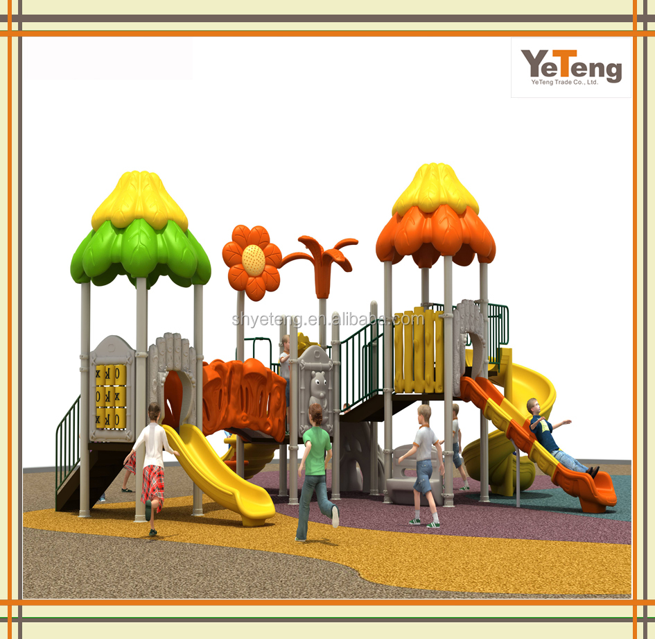 Hot sale children outdoor play games station used kids outdoor playground equipment