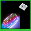 5050 ws2812b rgb ic, different colors 5050 SMD LED,3 years guarantee time