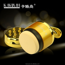 Kakusan Auto Vibration Makeup powder Puff Skin Editor vibration foundation puff Electric cosmetic puff