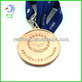 New Product Custom Sports Metal Medals With Ribbon Cheap