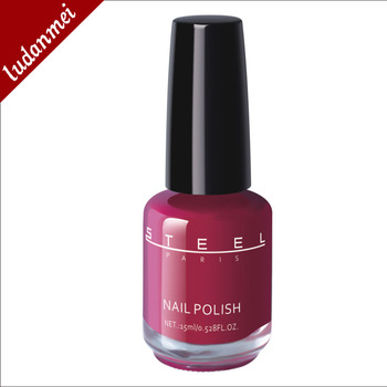 [STOCK] ST-5645 Shine Nail Polish (Steel Series)