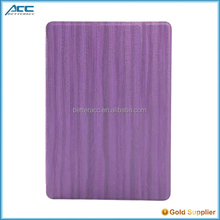 Fashionable flip leather tablet case for iPad 6