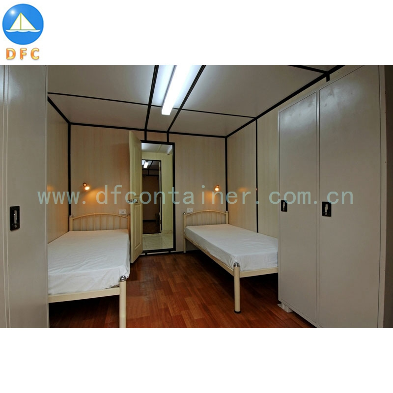 China Brand New Shipping Container Modular Cabin Container Hut Building for Sales