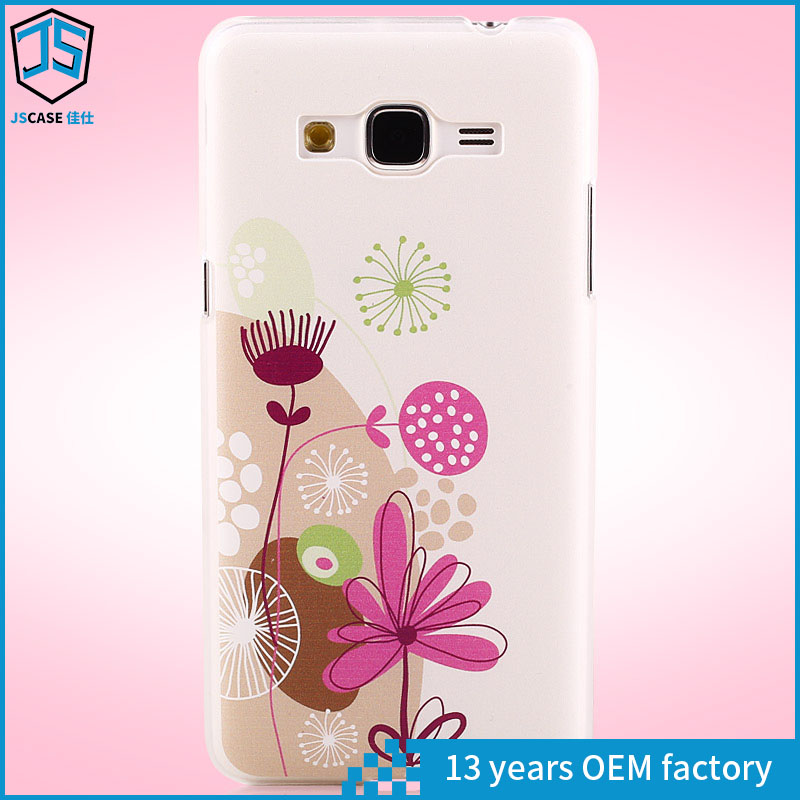 for Samsung Galaxy S5 Phone Covers Custom Soft Touch Case for UV Printing