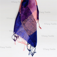OEM Quality Jacquard Acrylic Women Scarf Factory Wholesale