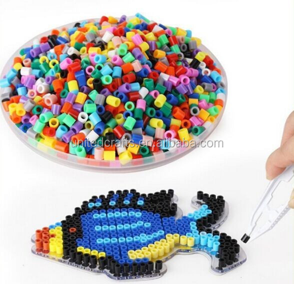 DIRECT SELLING PLASTIC TOYS HAMA PERLER BEADS kids fashion funny beads