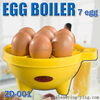electric egg boiler,plastic egg cooker as seen on TV