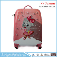 fancy travel bag, travel luggage bag, kids travel trolley bag