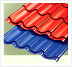 Steel Roofing sheet and tiles