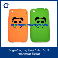 Factory customized fashion hello kitty silicone case